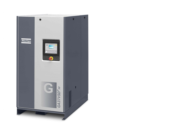 In May 2018, Plater Group installed 2 new compressors to provide compressed air for the Glossop site.
