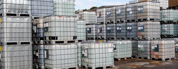 IBC storage facility
