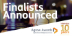 Plater Bio named as finalist in the Agrow Awards 2017