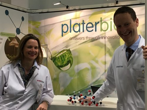 Plater Bio Exhibition Report